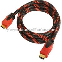 high speed 1.3b hdmi to serial cable with ethernet