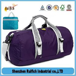 Best price of light foldable travel bags,ladies light luggage bags,folding travel golf bag