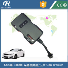 waterproof long Standby time accuracy gps tracking locate car card google