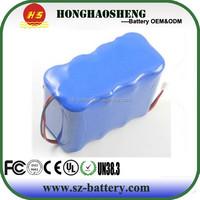 Super 6000mAh 14.8V 4s2p Lipo Battery Packs for RC