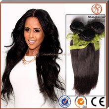 5A Grade Cheap 100% Straight Remy Raw Unprocessed Malaysian virgin remy hair