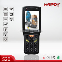Professional factory laser GPRS wifi barcode reader price for inventory