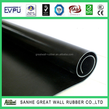 High Quality Neoprene Sponge sheet Thin Rubber Products Soft Rubber Waterproof Rolls Free Samples