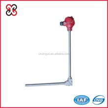 high temperature thermocouple for molten aluminum