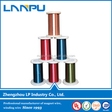 Safe and Reliable triple polyester magnet wire
