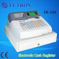 Programable caja registradora con de metal del cajón de efectivo para reail, servicio de alimentos, tienda especial