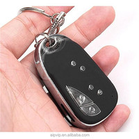 portable Car Key video Camera Mini DV recorder smallest digital hidden video camcorder keychain Gadget Camera without box