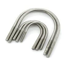 Double End U Shap Screw U Type Bolt Stainless Steel M6 M8