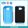 PC and silicon hybrid phone case for Blu avvio 750