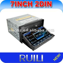 RUILI 7 inch in dash car dvd player with touch screen