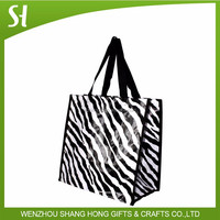 Durable Promotional PP Woven Hand Bag