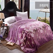 100% polyester print flannel blanket,fleece blanket,blanket gold excel