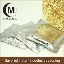 flavored instant noodles seasoning