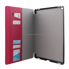 Good quality cards pc flip case for ipad pro