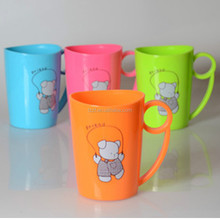 Plastic promotional cup for kids