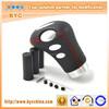 Automatic Black Leather Gear Shift Knob Universal Car Gear Knob