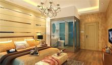 Modular fiberglass bathroom,prefab bathroom shower, bathroom design
