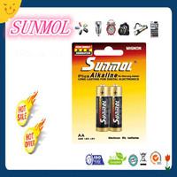 1.5v aa alkaline dry battery