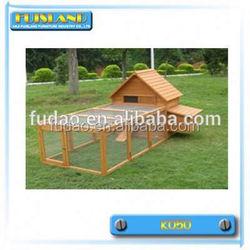 Outdoor wooden pet house/chicken coop for sale