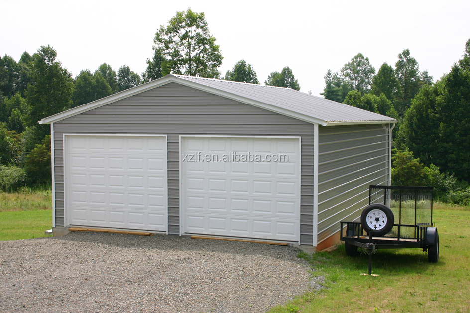 Garage structure m tallique pr fabriqu e hangar en acier for Garage du canal frouzins