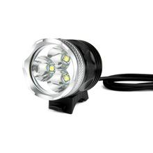 UniqueFire 3800lumen Cree xml T6 Dirt bike motorcycle Universal Vision Headlight