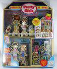 Magnet bonecas, meninas bonitas vestido- até em casa, imãs de geladeira, brinquedos magnéticos, puzzles