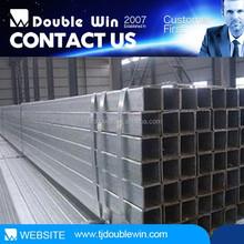 Galvanized Iron Tube Price/Galvanized Steel Tube/galvanized square tube