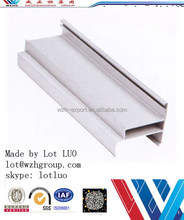 aluminum alloy profile popular in the market Afghanistan Iraq Iran Syria Jordan Lebanon Israel Palestine Saudi Arabia Bahrain