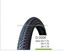ISO9001: 2000 quality system china factory supply bicycle tire and tube