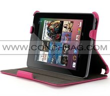 2012 New arriving hot pressing leather case for Google Nexus 7