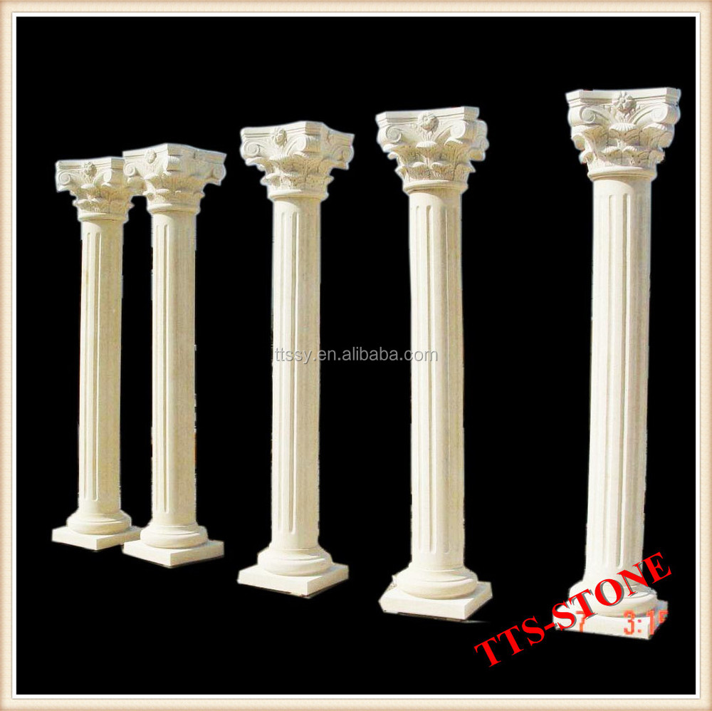 Decorative Columns Product : Hand carved decorative wedding columns for sale buy