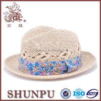 Hot sale fashion pictures of mens hats safari knit hat for men