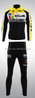 long sleeve cycling jersey/bicycle clothing/bike jacket