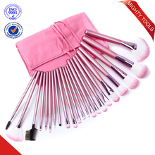 Pink Lovely Series 22 Pc/Set Beauty Products Make up Brush Set