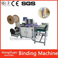 Printing finishing equipment( binding machine) Semi-auto Double Wire Book Binding Machines for book