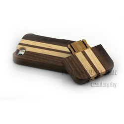 Top selling 100% real wooden phonecase for iPhone 5 5s wooden case for iPhone 6