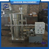 Fully Automatic Cold & Hot Pressing Machine Type Oil Mill for Sale