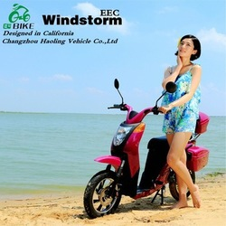 Windstorm,OL Style lithium 1000w electric motorcycle classic drum brake