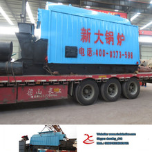 China new design steam boiler easy for operation with low pressure for heating / textile / dryer