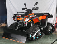 400cc 4 wheel drive atv 4x4 street legal atv for sale (FA-H400)