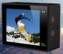 2 inch LCD APP Remote Control 1080P Full HD 30FPS Wifi Function 900mAH Battery 30 Meters Water Proof Mini Sport DV Model TN9