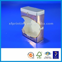custom made cosmetics / jewelry storage organizer oakum packing papaya packing