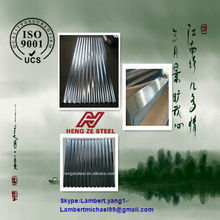DX51D 60-275g/m2 Zinc-coated Galvanized Corrugated Roofing Steel Sheet building construction materials,wall and roof materials