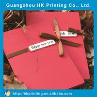 Accept custom order decorating birthday greeting card printing