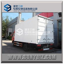 Dongfeng 4X2 5T mini van truck with factory price in china for hot sale