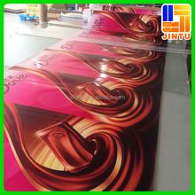 High resolution poster printing pvc poster printing
