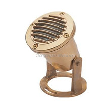 Swimming pool light underwater brass waterproof led MR16 light