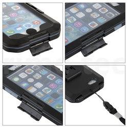 Professional produce shockproof waterproof free sample phone case,waterproof cases for iphone 5c