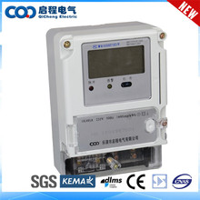Promotional Cheap Price Convenient Installation Single Phase Digital Energy Meter