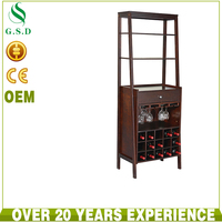 wholesale high quality ready made home wood bar counter